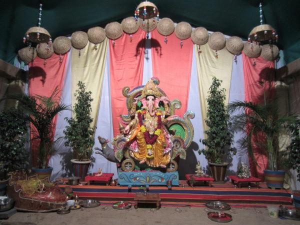 Jivrajpark Ganesha Ahmedabad