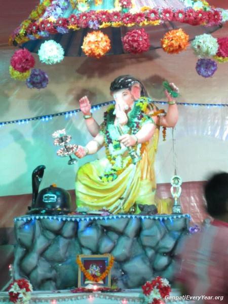 Ganesha Vishvamitry Ahmedabad Gujarat