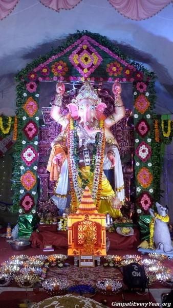 Ganpatiji - Jamnagar Ka Raja, 2015