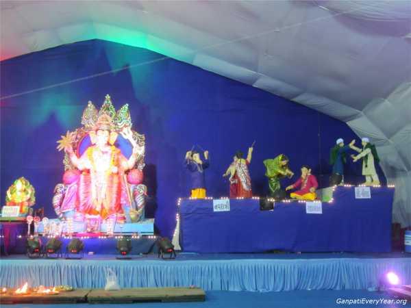 Ganpati Vishvamitry Society Ahmedabad, 2016
