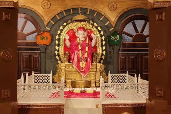 Ganesh at Shastri pol Baroda 2016