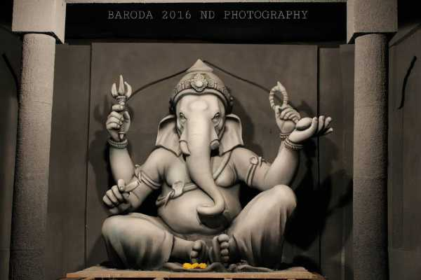 Ganesh at Shree Chatrapti Shivaji Yuvak Mandal Baroda 2016