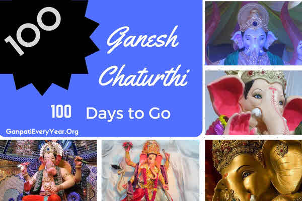 Ganesh Chaturthi 100 Days