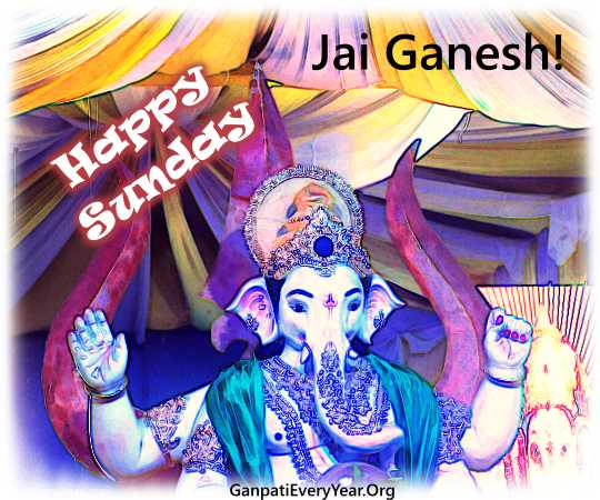 Good Morning Ganesh 2