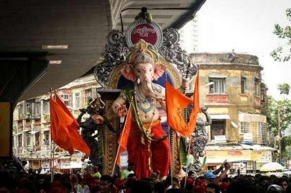 Ganesh Antophillcha Raja Mumbai 2017