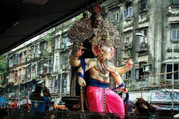 Ganesh Near Chinchpokli Mumbai 2017