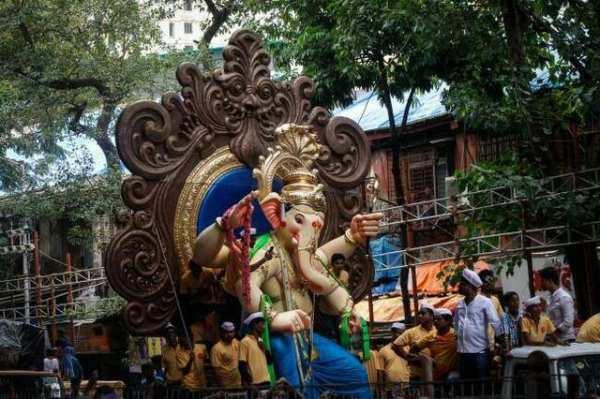 Ganesh Parlecha Raja Mumbai 2017
