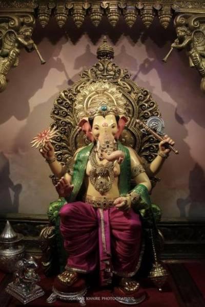 Ganesha Shree Cha Raja Mumbai 2017