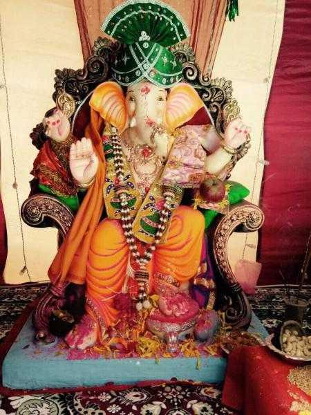 Ganesh Sparsh Arista Vasana Ahmedabad