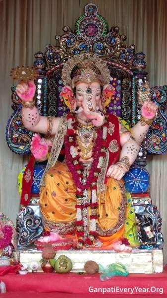 Ganpati Ahmedabad Ka Raja Ahmedabad