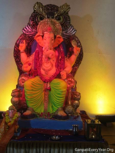 Ganpati Bhatta Yuvak Mandal Ahmedabad