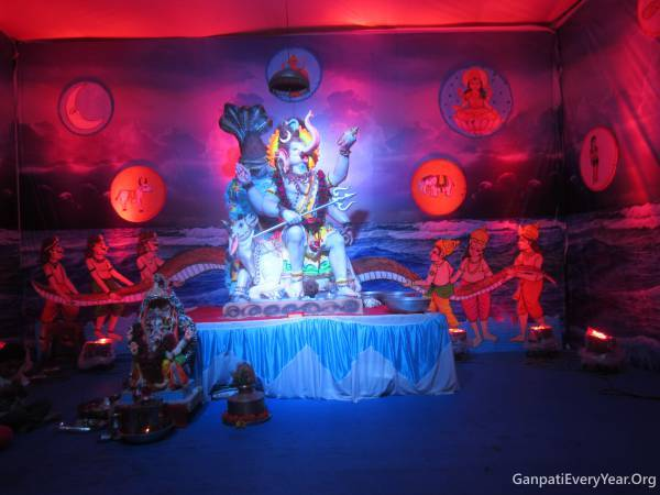Ganpati Fatehpura Ahmedabad