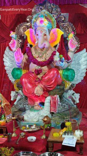 Ganesh Satellite Yuvak Mandal Ahmedabad