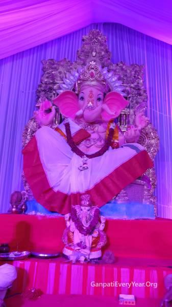 Ganesh Shyamal Ka Raja Ahmedabad