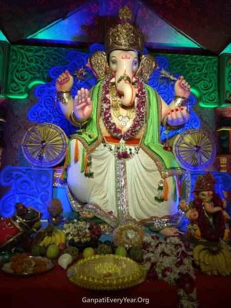 Ganesh Vastrapur Ka Raja Ahmedabad