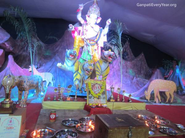 Ganesh Vishwamitri Society Ahmedabad