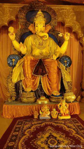 Ganpati Satellite Ka Raja Ahmedabad